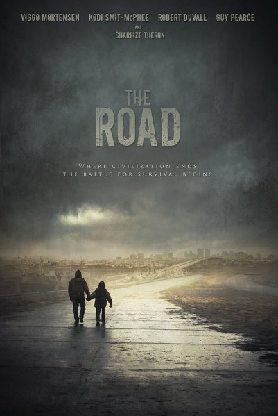 THE_ROAD_movie_poster_by_Karezoid